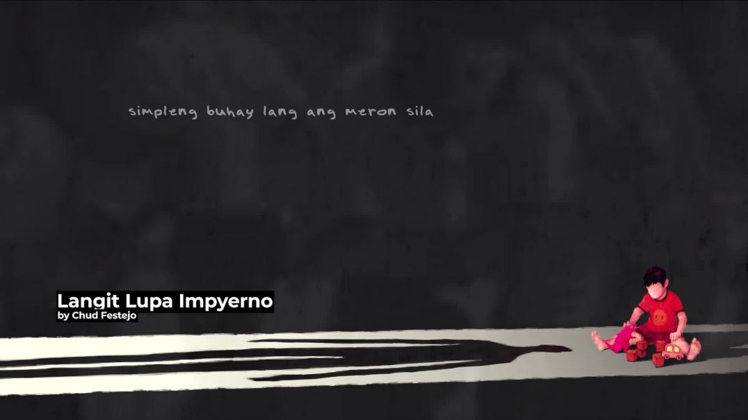 Langit Lupa Impyerno by Chud Festejo (Lyric Video)
