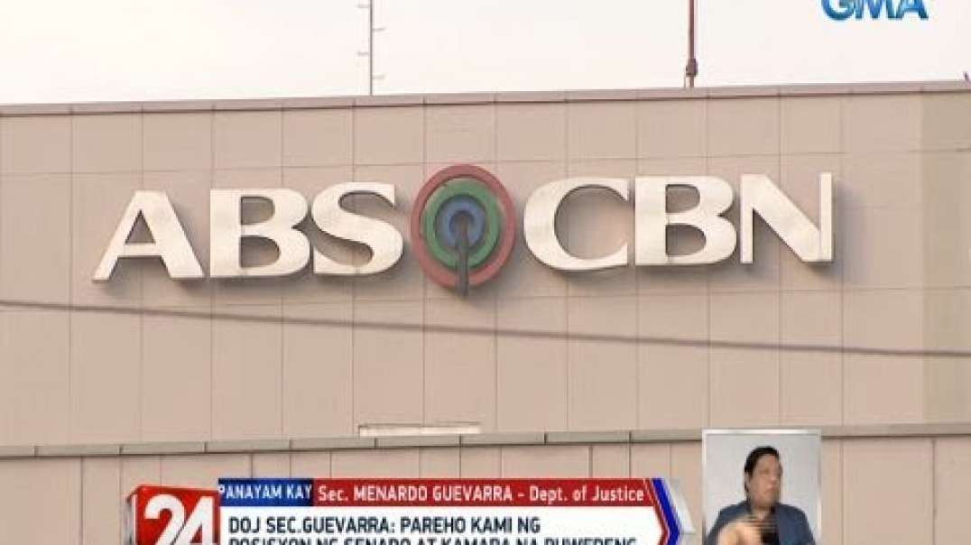 24 Oras: Reactions to the ABS-CBN cease and desist order | May 5, 2020