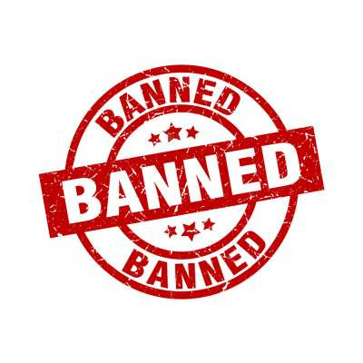 Banned Videos