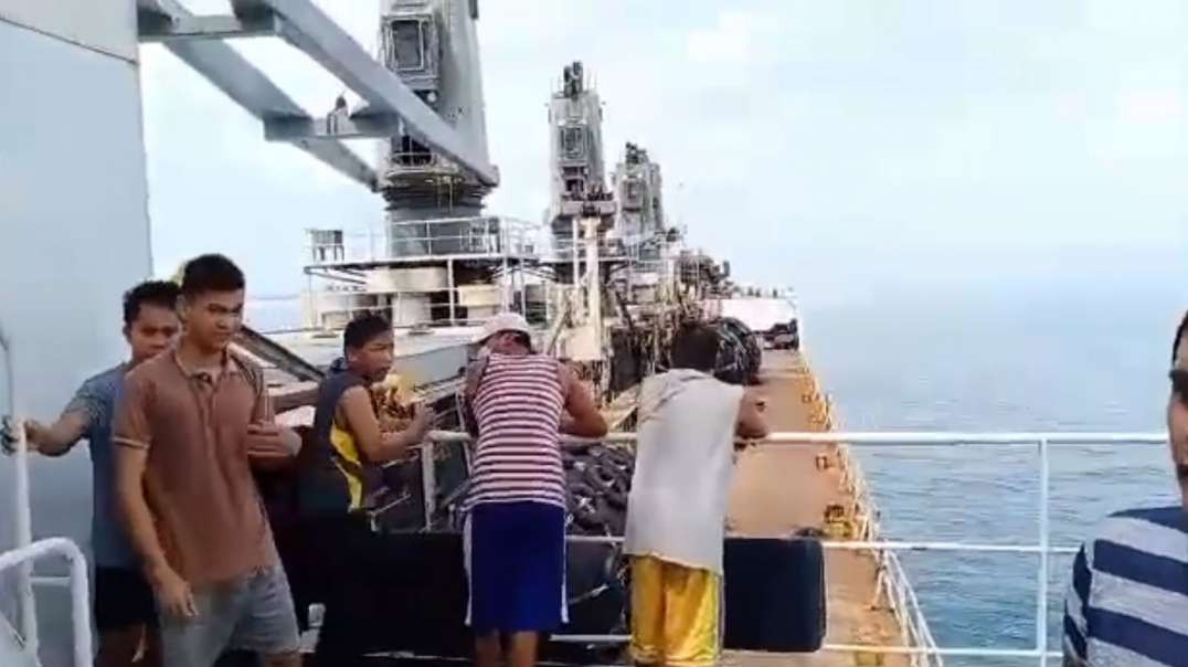 11 OFW Seafarers Stranded in Ocean Star 86 (Dongshan, China)