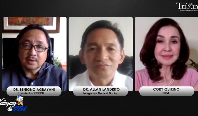 Doctors from CDC PH discuss Ivermectin with Cory Quirino #KalingangKatribu