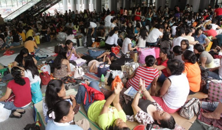 HK orders Mandatory Vaccination, DOLE monitoring OFW's