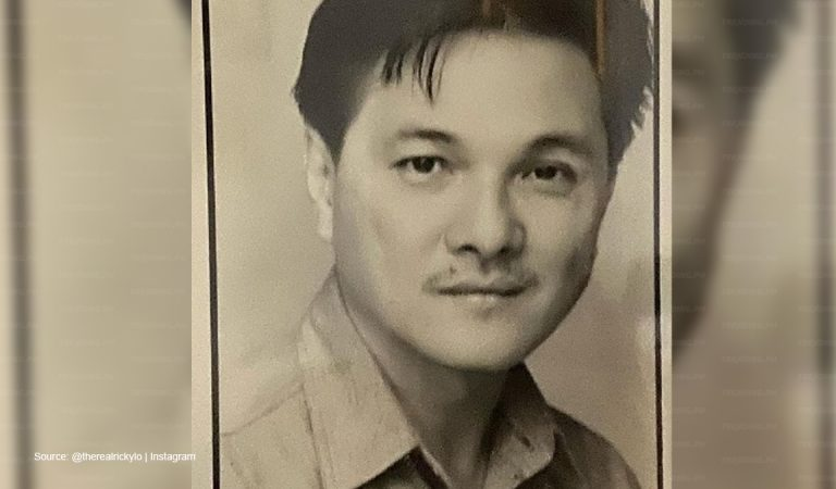 Admired Entertainment News Editor Ricky Lo Passes Away