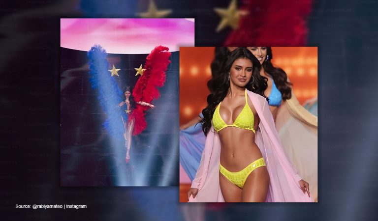Rabiya Mateo ends her Miss Universe 2020 journey in Top 21