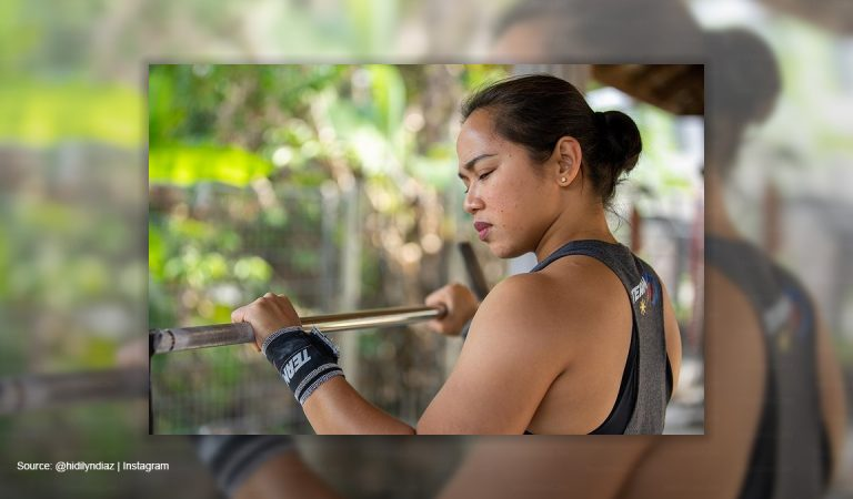 Hidilyn Diaz is ready for the 2020 Olympic Gold