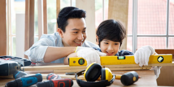 Treat your Dad to his favorite tools from ACE Hardware on Father's Day.