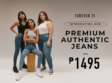Forever 21's Authentic Jeans collection features new styles, better fits, and updated stretch fabric technology.