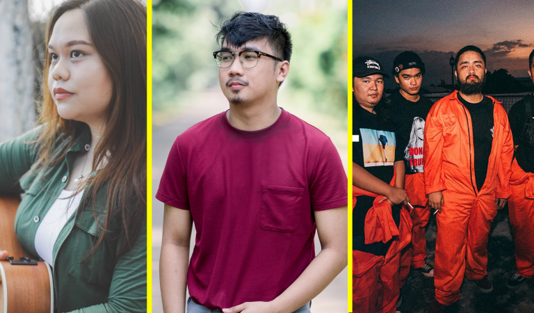 Nominations of Mindanaon Music Artists EAMARIE, Kyle Raphael & Delinquent Society