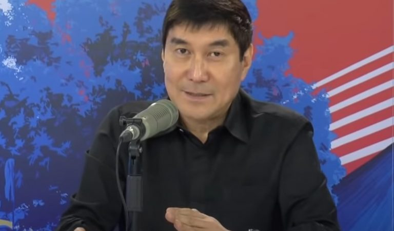 """Raffy Tulfo Reacts to """"Misinformation"""" Online"""