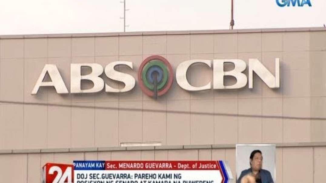 Oras对ABS CBN的反应停止并停止秩序